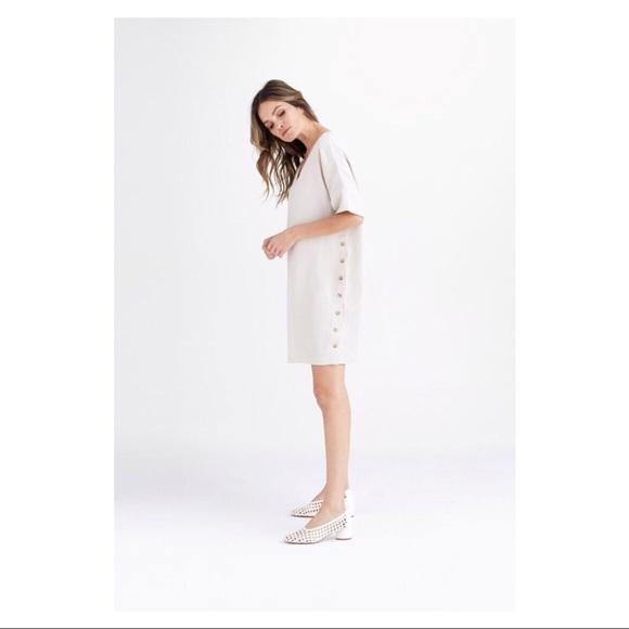 a921203b531 Vetta Capsule Dresses | Nwt Reversible Relaxed Tunic Dress | Poshmark